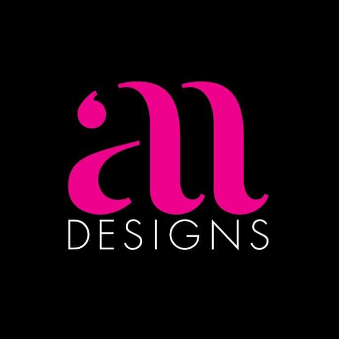 The official logo for Tahlequah graphic designer All Designs