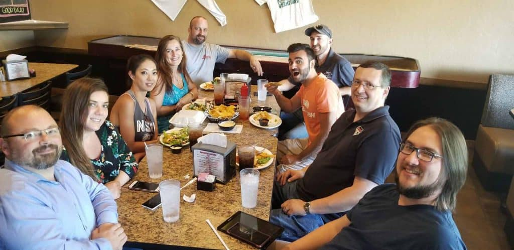Tahlequah business networking group